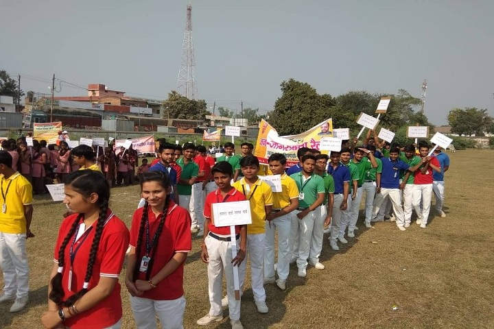Hind Angles Public School-Others rally