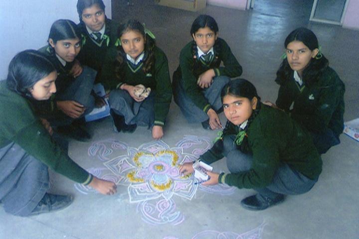 Hindon Public School-Events celebration