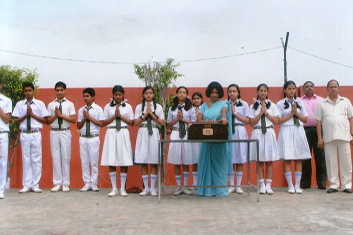 Hindon Public School-Events singing