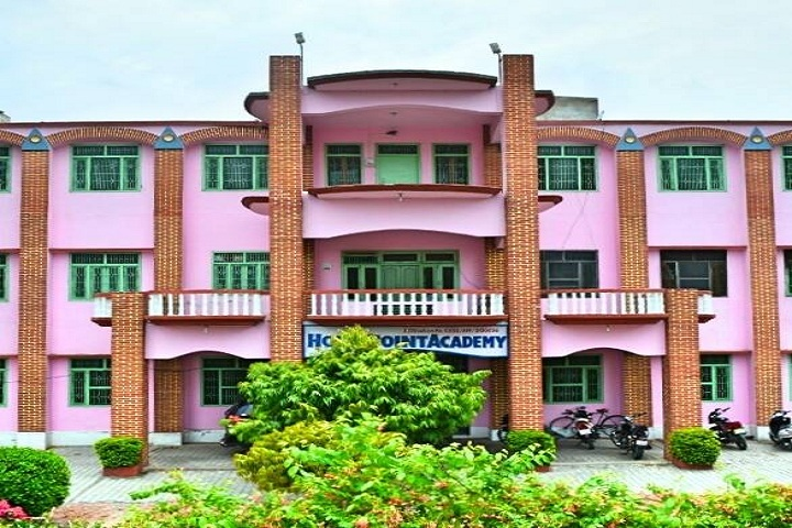 Holi Point Academy-Campus-View front