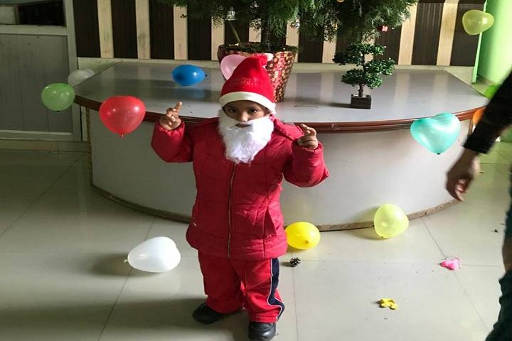 Holi Point Academy-Events christmas