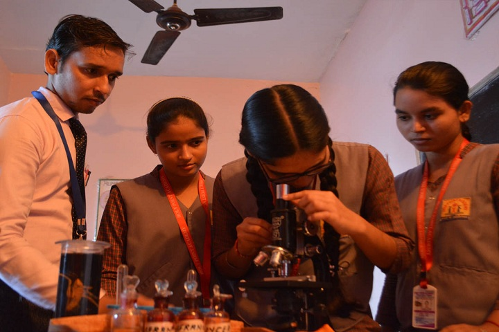 Holi Point Academy-Laboratory biology