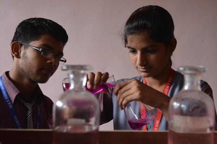Holi Point Academy-Laboratory chemistry