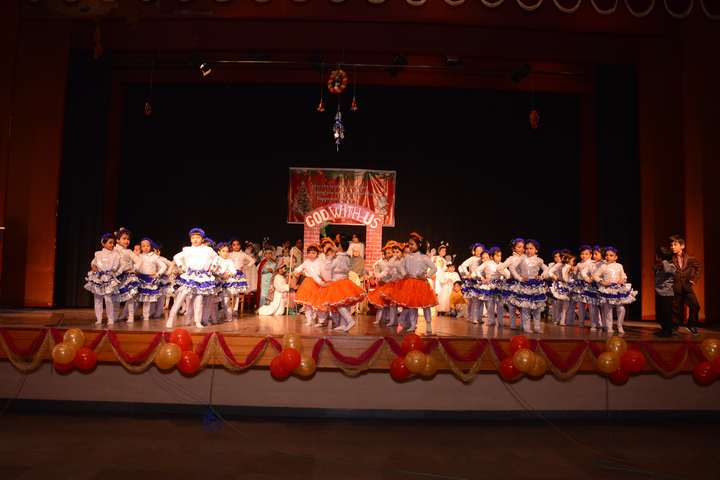 Holy Angels Convent School-Annual day