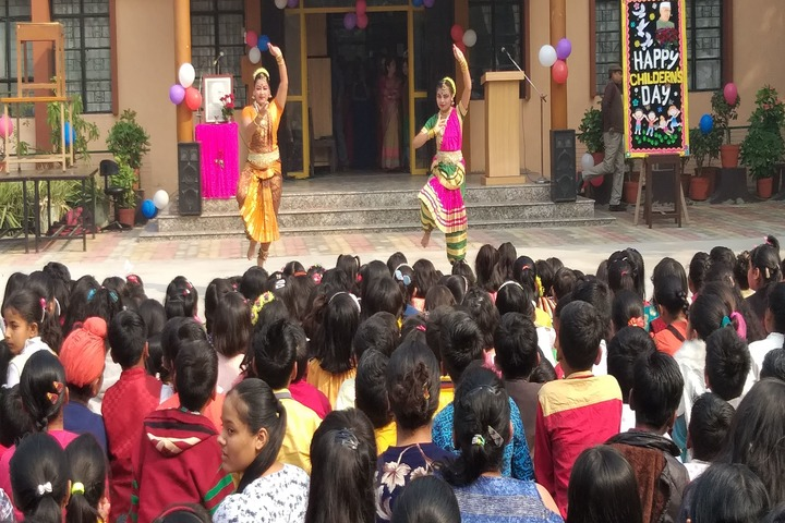 Holy Angels Convent School-Cultural Event