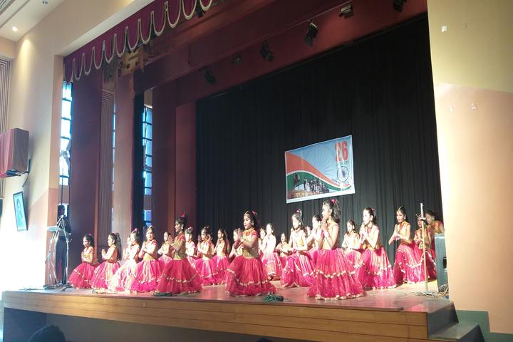 Holy Angels Convent School-Republic Day