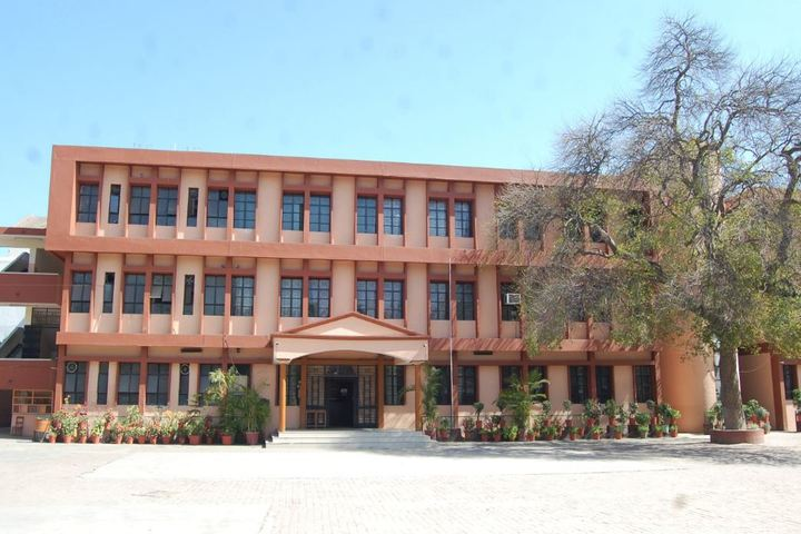 Holy Angels Convent School-School Building