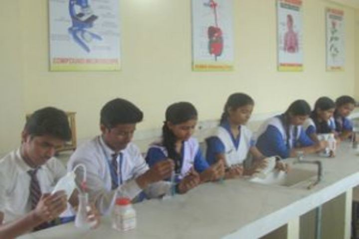 Holy Child Academy-Chemistry Lab