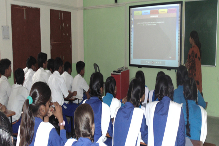 Holy Child Academy-Classroom