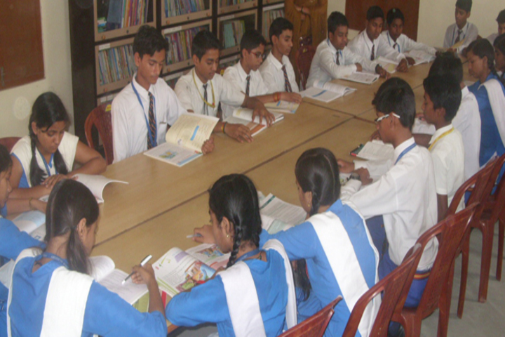 Holy Child Academy-Library