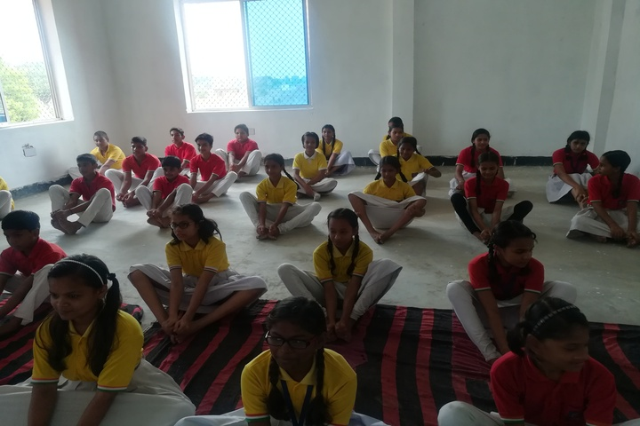 Holy Child Public School-Yoga