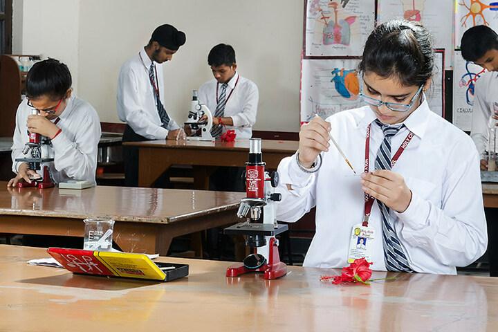 Holy Child School-Biology Lab
