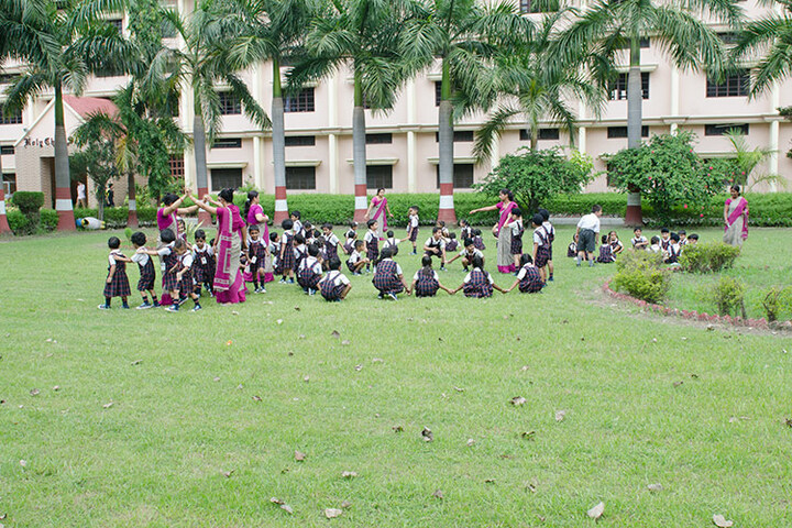 Holy Child School-Kids Park