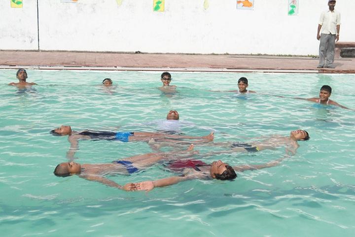 Holy Child School-Swimming Pool