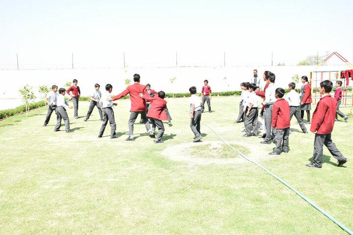 Holy Light Public School-Sports