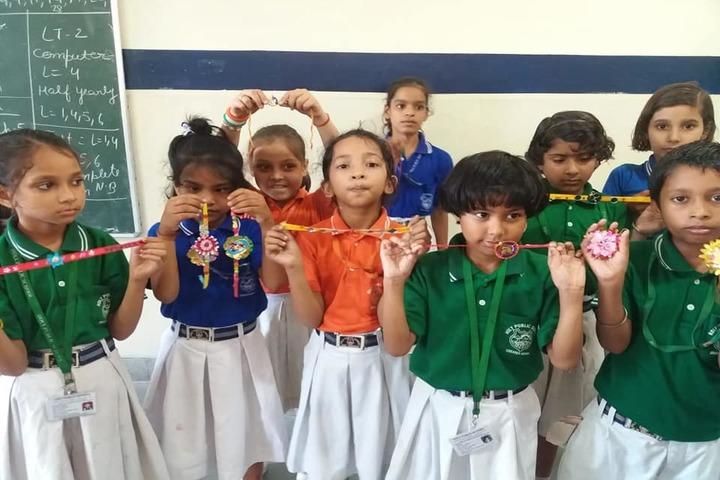 Holy Public School-Rakhi Celebrations