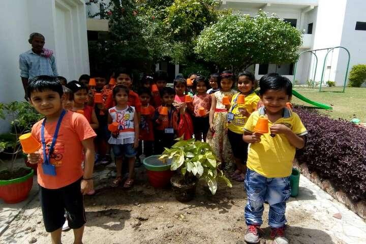Hope Town International School-Kids