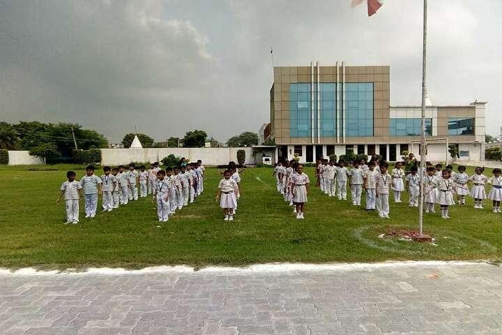 Hope Town International School-Assembly