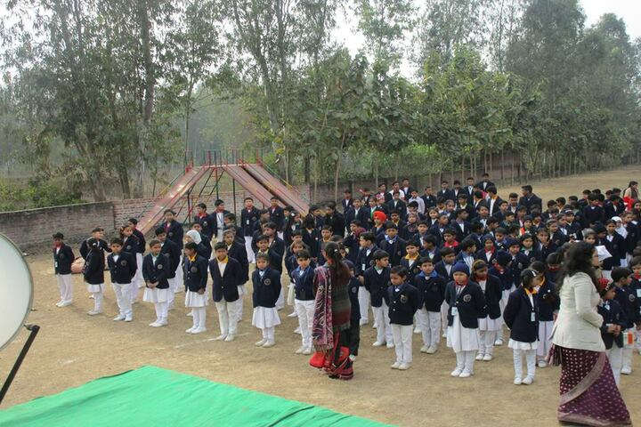 Howard Convent School-Assembly