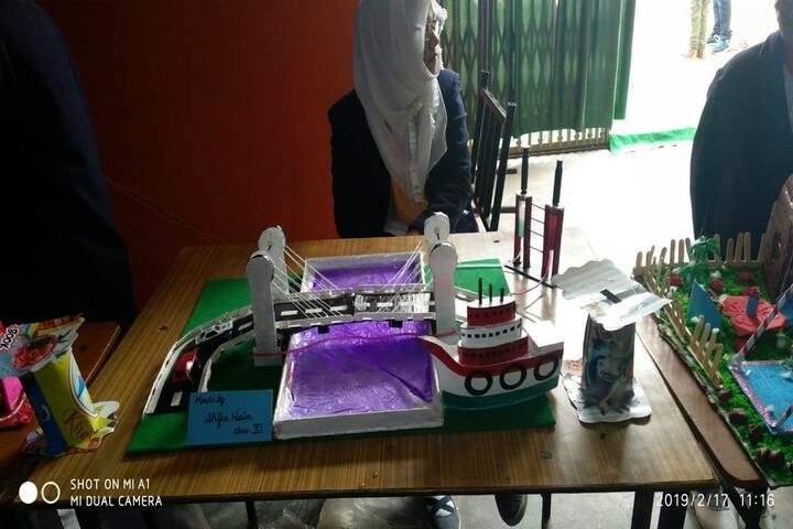Howard Convent School-Science Exhibition