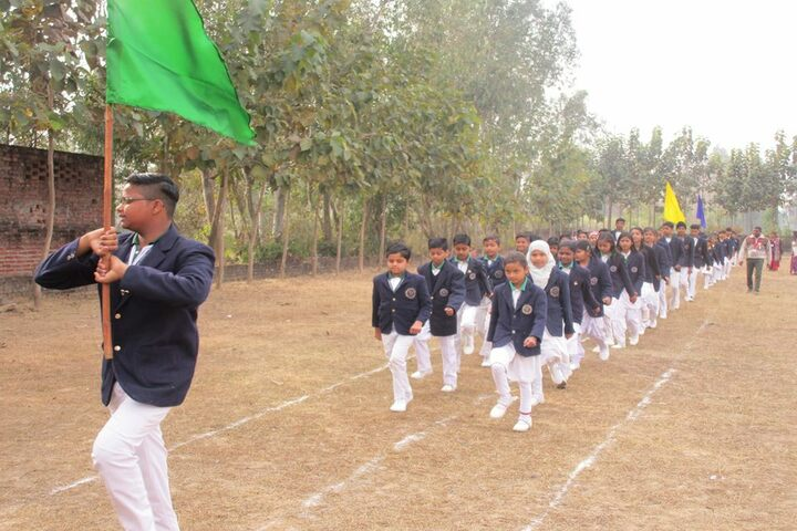 Howard Convent School-Sports Day