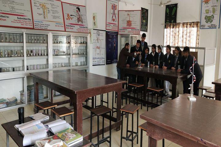 Imperial International School-Biology-Lab