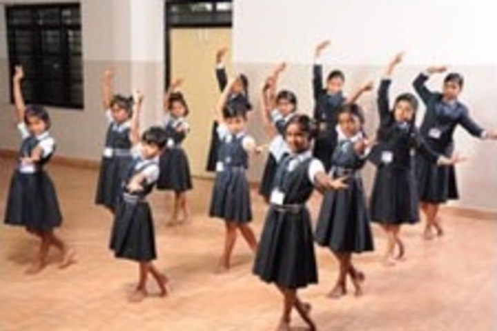 Imperial International School-Dance-Room