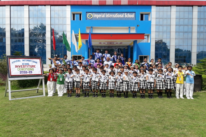 Imperial International School-Students