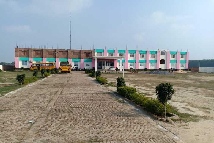 Incredible Public School-Campus-View