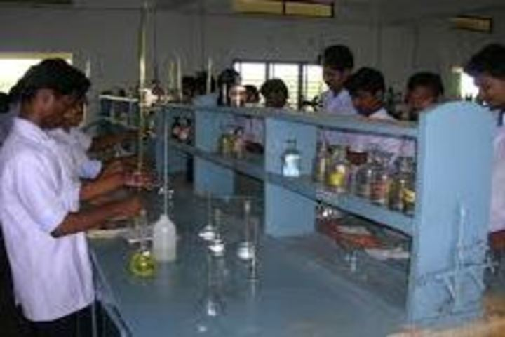 Incredible Public School-Chemistry Lab