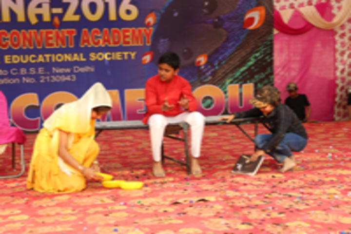 India Today Convent Academy-Drama