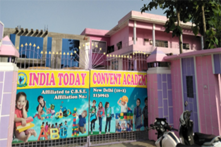 India Today Convent Academy-Entrance-View