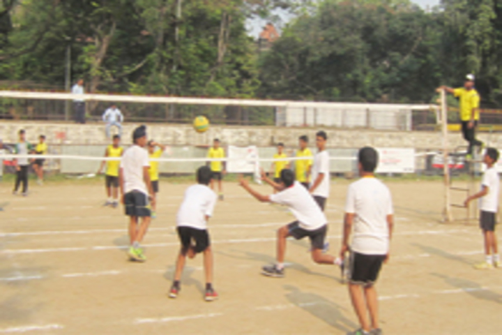 India Today Convent Academy-Sports