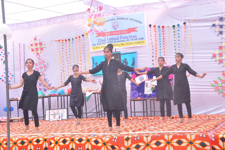 Indian National Public School-Annual-Day