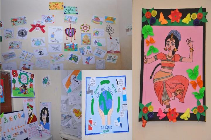 Indian National Public School-Art-Craft