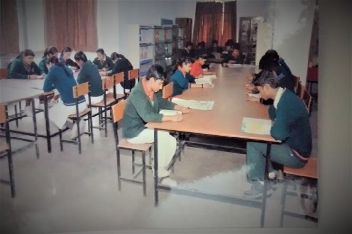Indian National Public School-Library