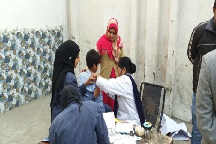 Indian Public School-Checkup