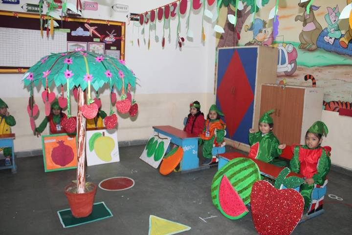 Indirapuram Public School-Fancy Dress