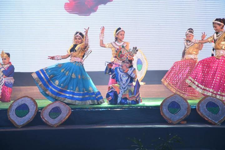Indirapuram Public School-Dance
