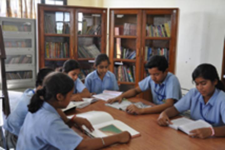 Indirapuram Public School-Library