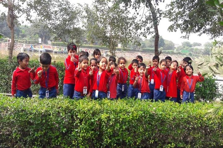 Indirapuram Public School-Kids