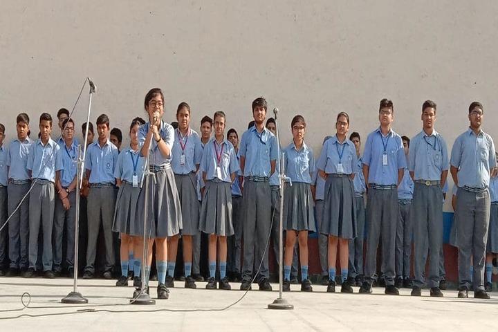 Indirapuram Public School-Singing