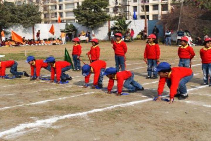 St Marys Academy-Sports Day
