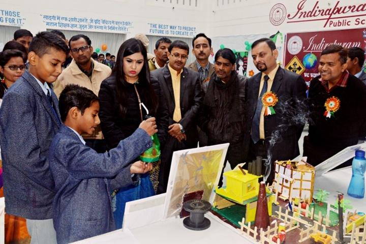 Indirapuram Public School-Exhibition
