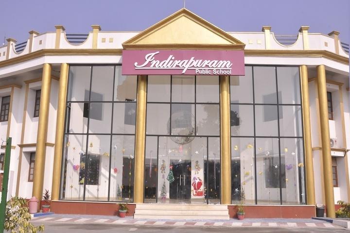 Indirapuram Public School-School-Campus