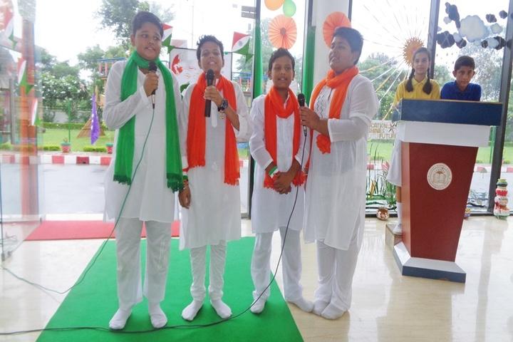 Indirapuram Public School-Singing-Competition