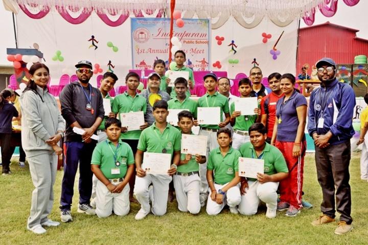 Indirapuram Public School-Sports-Achievement