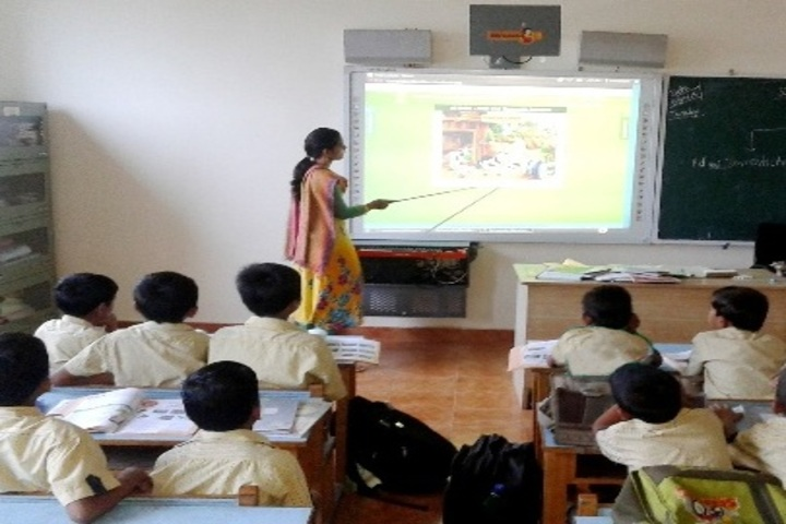 Indus Valley Public School-Digital Classroom