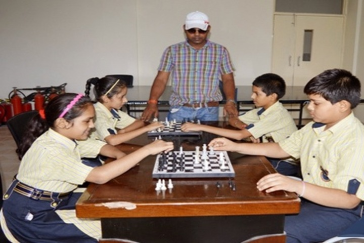Indus Valley Public School-Indoor Games