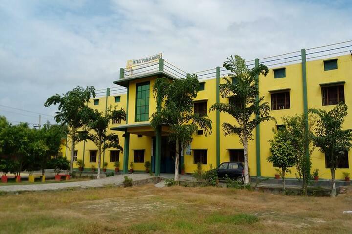 Intact Public School-Building